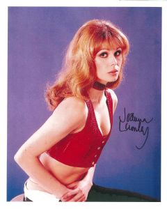 Joanna Lumley, genuine Signed Autograph, 10469